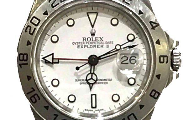 Gents Rolex Explorer II