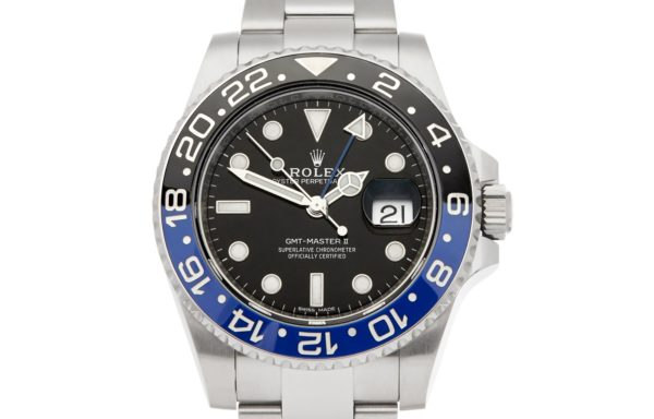Gents Rolex GMT Master II Batman