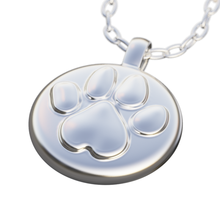 Pet Memories – 925 Silver with 9ct gold