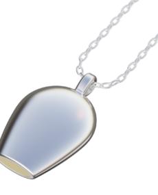 'Sealed' Personalised Silver Jewellery